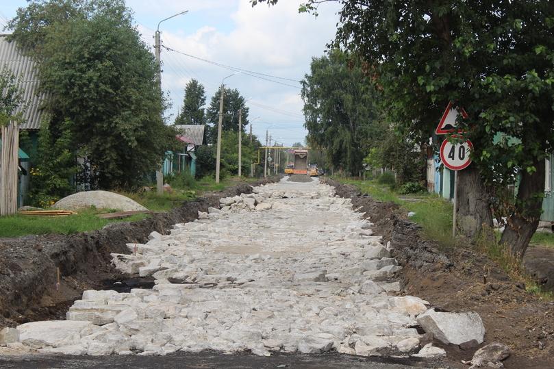 УЛИЦА АЛЕКСАНДРА МАТРОСОВА.