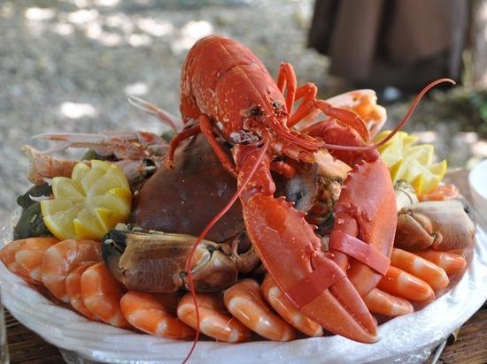 Германия: Исследователи обнаружили микропластик в морепродуктах
