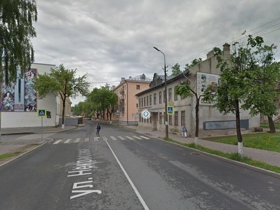 Часть улицы Некрасова в Пскове будет перекрыта в среду