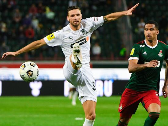 «Краснодар» и «Сочи» провели матчи второго тура чемпионата России