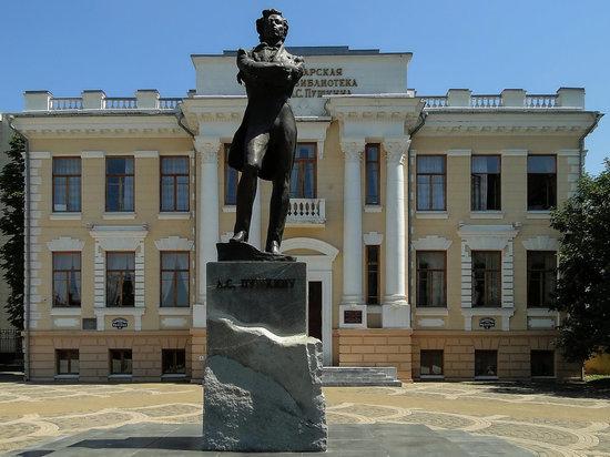 В 2020 году исполняется двести лет со времени посещения Александром Пушкиным Кубани