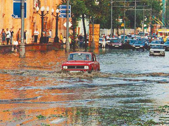 Как работает канализация в Москве