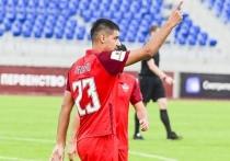 Игрока ФК «Енисей» включили в символическую сборную четвёртого тура