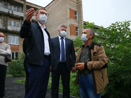 Как прошла поездка южноуральского губернатора вгорнозаводскую зону