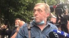 """Никита Высоцкий журналистам: """"Я не буду с вами общаться и дальше"""""""