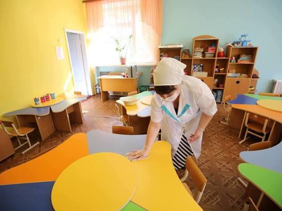 Детские сады в Волгоградской области откроют 1 сентября