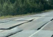 В ЯНАО начали ремонт проблемных участков трассы «Пуровск — Коротчаево»