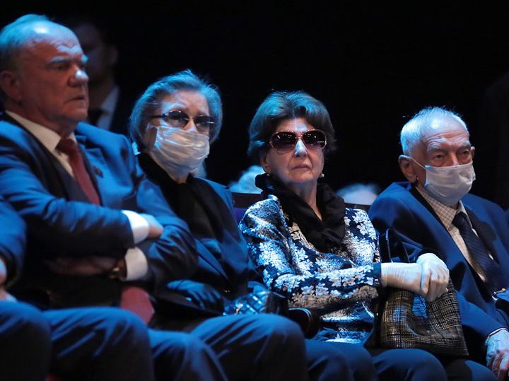 Именем Николая Губенко могут назвать театр «Содружество актёров Таганки»
