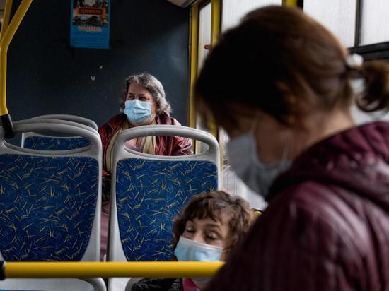 Волгоградских перевозчиков будут штрафовать за пассажиров без масок