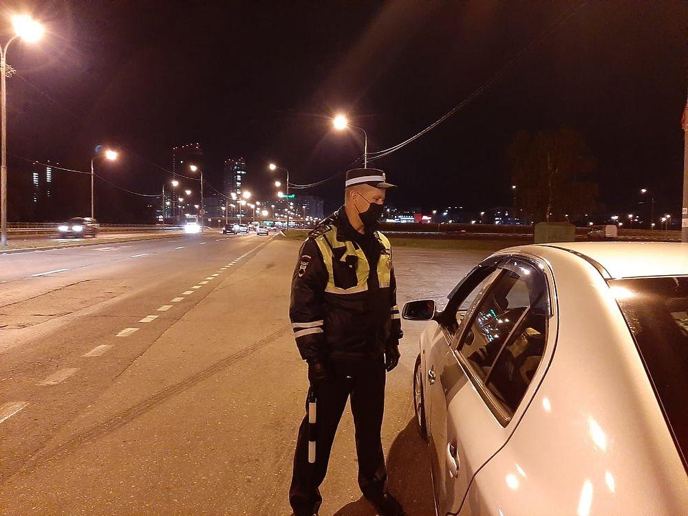 Как ГИБДД ловит пьяных водителей в Рязанской области: фотоохота