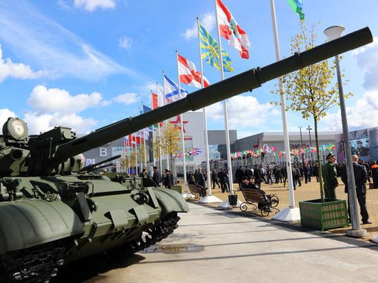 В их числе - зенитная система «Антей-4000», пистолет «Аспид», парашют «Стайер»