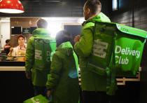 В Новом Уренгое заработала доставка Delivery Club