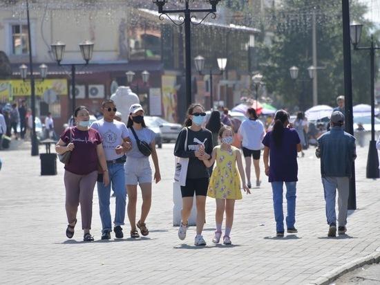 Исход нынешнего лета в Туве  необычен