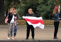 Идет вторая неделя протестов в Белоруссии