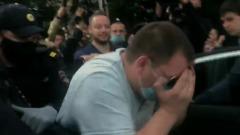 Скандальный свидетель защиты Ефремова сбежал от журналистов