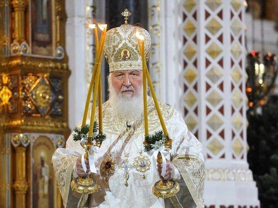 Патриарх Кирилл призвал ограничить турпоток на Соловки