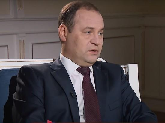 «Как-то не очень щедро»: премьер-министр Белоруссии прокомментировал €53 млн от ЕС