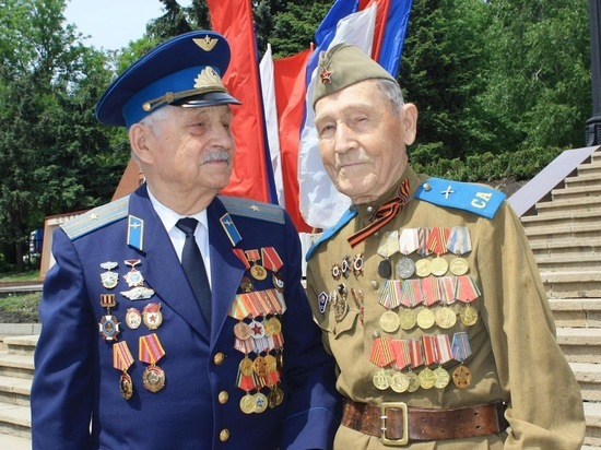 В Железноводске в Год Памяти и Славы на домах ветеранов установят таблички