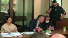 В судебном заседании по делу Михаила Ефремова объявлен перерыв