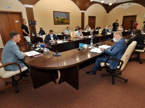 В «Белом доме» обсудили ситуацию с дольщиками проблемного дома во Владимире