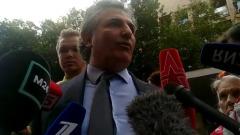 Адвокат Ефремова Пашаев объяснил свою отставку на видео