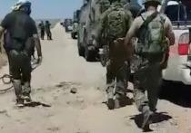 Появилось видео взрыва, который уничтожил генерала российской армии Вячеслава Гладких в Сирии