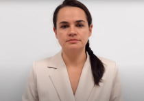 Экс-кандидат в президенты Белоруссии Светлана Тихановская заявила, что не планирует баллотироваться снова на пост главы государства в случае назначения в стране новых выборов