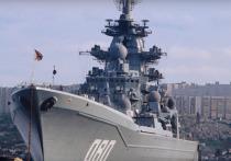 Тяжелый атомный ракетный крейсер «Адмирал Нахимов» после модернизации станет самым мощным надводным военным кораблем в мире