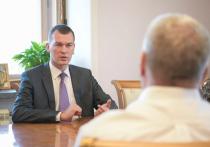 Жириновский назначил Дегтярева главой краевого отделения ЛДПР