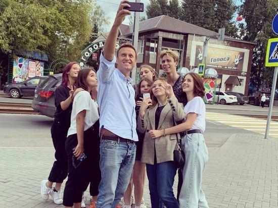 Силовики «слили» практически всю информацию о пребывании известного оппозиционера в Томске