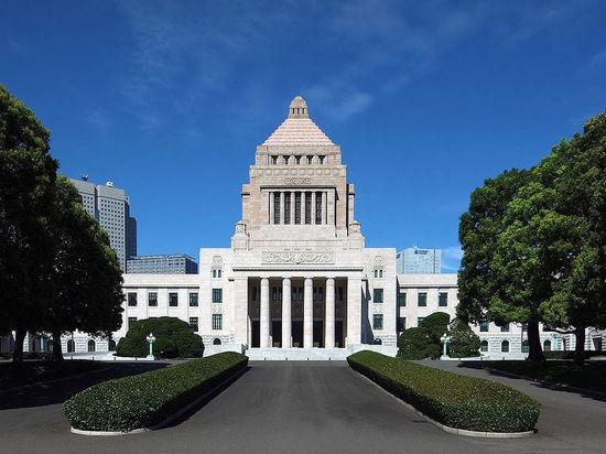 В Японии намерены перевести на «удаленку» верхнюю палату парламента