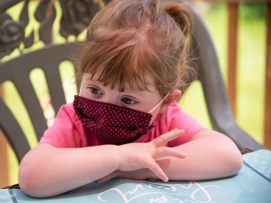 В ВОЗ объявили минимальный возраст для ношения маски