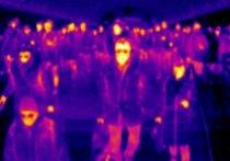 """В России создали """"антиковидную"""" систему распознавания лиц с помощью тепловизоров, она получила название """"Зоркий"""", сообщили РИА Новости в холдинге Ростеха """"Швабе"""""""