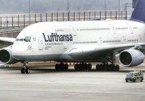 Германия: Самолет Lufthansa прервал взлёт из-за инфицированного пассажира на борту