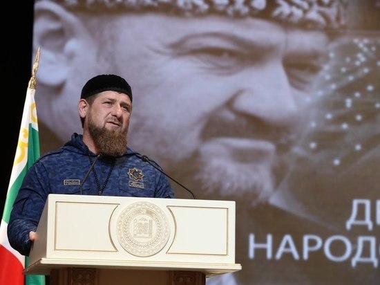 Кадыров о своем отце: золотыми буквами вписал своё имя в историю