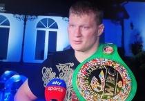 Известный курянин Александр Поветкин одержал очередную победу мирового уровня