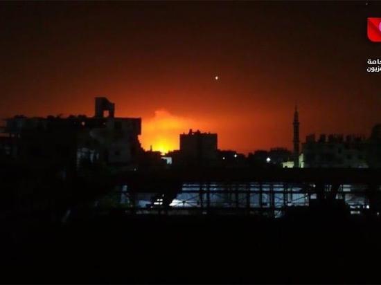 Взрыв на газопроводе стал причиной отключения электричества по всей Сирии