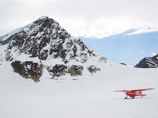 В Арктике построят аэродромы изо льда, способные принимать даже Ил-76