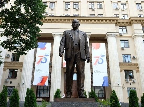 Открытие памятника Ефиму Славскому дало старт большому юбилейному марафону