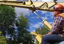 В Иванове ремонтируют пятьсот метров линий электропередач