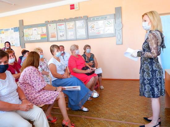 Вице-спикер Госдумы России изучила проблемы селян на Ставрополье