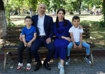 Семья заммэра Карачаевска победила во всероссийском конкурсе «Семья года»