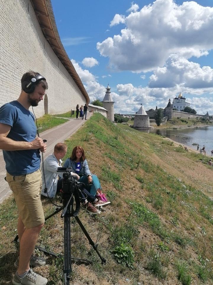 На Первом канале покажут сюжет о красотах Псковской области, фото-1