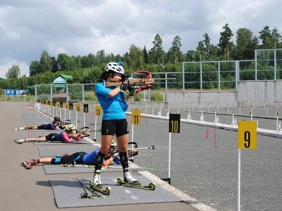 В Ярославской области пройдет чемпионат России по летнему биатлону