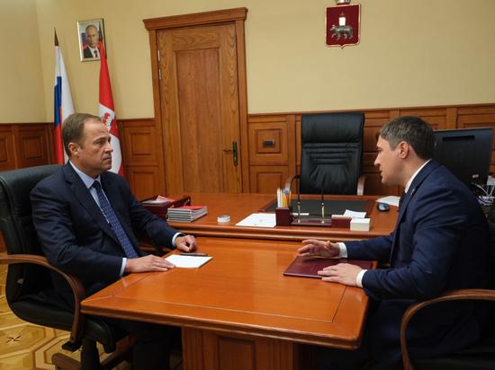 Игорь Комаров отметил готовность Пермского края к выборам