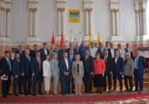 Состоялось заключительное заседание городского Совета текущего созыва