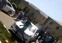 ОМОН открыл огонь после перестрелки в Ингушетии