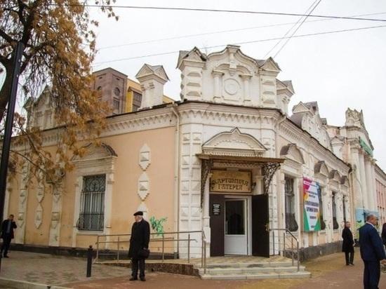 В Карачаево-Черкесии ведется ремонт картинной галереи музея-заповедника