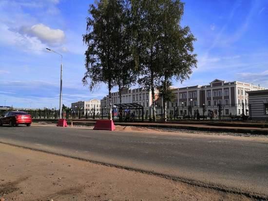В Твери у Суворовского училища появилась остановка