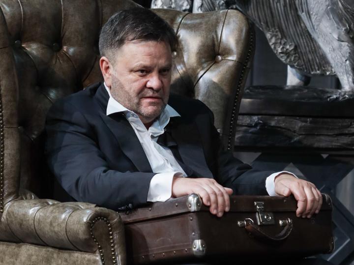 «Табакерка» первая в России поставит детектив Агаты Кристи